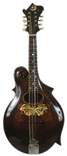 Orville Gibson Guitar and Mandolin
