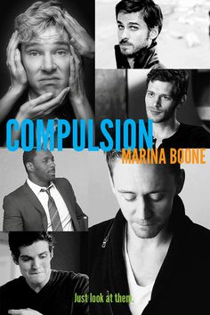Cover Reveal + Giveaway: Compulsion by Martina Boone