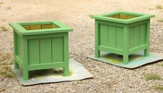 Petite Planters for the Potager   Do It Yourself Home Projects from Ana White