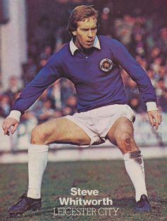 Steve Whitworth Leicester City 1976