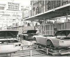 Original Publicity Photograph TR6 assembly Line [neg 19275] (c) British Motor Industry Heritage Trust