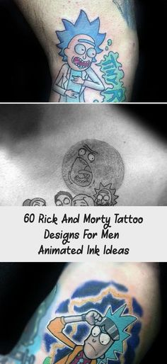 60 rick and morty tattoo designs for men - animated ink ideas - tattoo - . - 60 Rick And Morty Tattoo Designs For Men – Animated Ink Ideas – Tattoo – … – 60 Ric - Rose Tattoos For Men, Dragon Tattoo For Women, Dragon Tattoo Designs, Arm Tattoos For Guys, Cool Forearm Tattoos, Forearm Tattoo Design, Finger Tattoos, Family Tattoo Designs, Tattoo Designs Men
