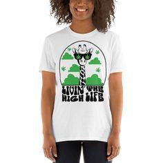 La montagne Unisexe Adulte Zebra Portrait Animal T Shirt