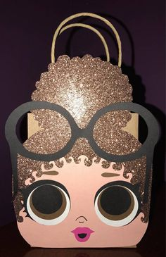 LOL Surprise Dolls Party Favor Gift Bags / Goodie Bags /