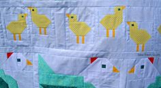 Sew Fresh Quilts: Let's Bee Social # 140