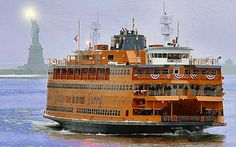 But of course....Staten Island Ferry