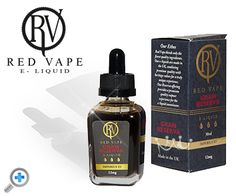 Imperius XV  Reserva range Red Vape electronic cigarette e-liquid made with natural ingredients 100% AMAZING.  RV Imperius XV is matured in a French Oak barrel for a three month period.  50% VG and 50% PG combination.