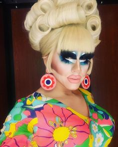 Trixie Mattel (@trixiemattel) • Instagram photos and videos Drag Racing Quotes, Races Outfit, The Vivienne, Rupaul, Lashes, Halloween Face Makeup, Photo And Video, Instagram, Videos