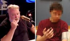 Time traveller from 2030 shocks Australia radio hosts with shock predictions about future | Weird | News