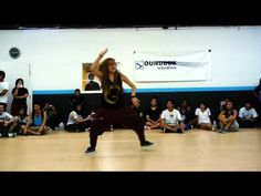 I want to dance like CHACHI<3