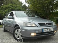 Opel Astra Immaculate - NCT Tax