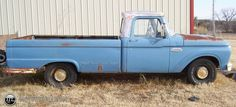 1965 Ford Truck all she needs is love!!