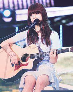 #Juniel w/ guitar