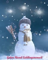 Hello favorite person, I wish you a wonderful evening and sweet dreams . Merry Christmas Animation, Merry Christmas Gif, Christmas Scenery, Merry Christmas And Happy New Year, Christmas Wishes, Christmas Pictures, Christmas Snowman, Christmas Greetings, Christmas Time