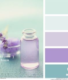 Soft. Feminine. Beautiful. #colorpalettes #inspiringcolors