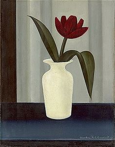 Anton Räderscheidt, German, 1892 - New Objectivity Anton, Abstract Images, Art Images, Max Klinger, New Objectivity, Artist Biography, Image Painting, Red Tulips, Artist Signatures