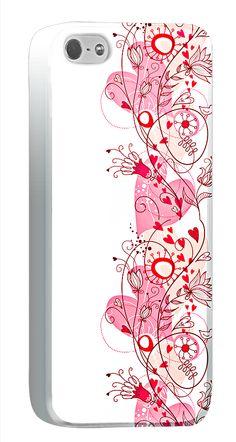 セクシーな植物がハートにからまったオトナのiPhone5/5sケース。空いているスペースに小さく名前をいれるとオシャレ。  http://originalprint.jp/ls/215281/c5ca0c38a9d64a2b2ce299708c7311ab815d4602