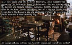 Harry Potter Head Canons.  This is the one that always makes me cry :(