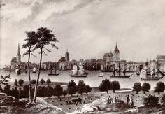 Rostock im 19. Jahrhundert | Flickr