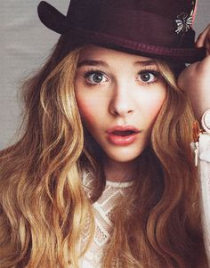 Chloë Moretz still very yoyng but will be so hot when older