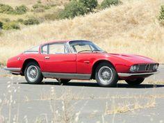 MASERATI 3500 GT speciale by Moretti coupé 1965