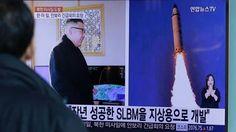 North Korea fires more banned ballistic missiles - http://conservativeread.com/north-korea-fires-more-banned-ballistic-missiles/