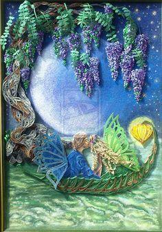 In the moonlight by Crystal-Owl.deviantart.com on @deviantART
