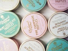 Pastel Candy Boxes by such pretty things, via Flickr