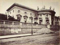 Palais de la Légion d'honneur, 1871