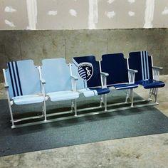 Sporting seats (via clayalstrom on Instagram)