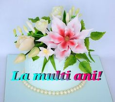 An Nou Fericit, Happy Birthday, Facebook, Places, Flower Types, Happy Brithday, Urari La Multi Ani, Happy Birthday Funny, Happy B Day