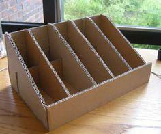 Build a Sturdy DIY Cardboard Laptop Stand