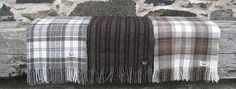 Stunning blankets by Ardalanish Isle of Mull Scotland Food And Drink, Home Accessories, Blankets, Throw Pillows, Shop, Crafts, Home Decor, Cushions, Manualidades