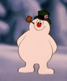 Frosty the Snowman (1969)...click the GIF