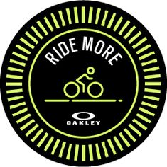 The Oakley Ride More Challenge logo