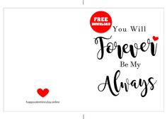 FREE Printable Anniversary Cards images Templates 💖 Free Printable Anniversary Cards, Cute Anniversary Gifts, Anniversary Cards For Boyfriend, Free Printable Birthday Cards, Anniversary Cards For Him, Printable Gift Cards, Birthday Cards For Boyfriend, Free Printables, Fiance Birthday Card