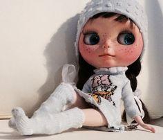 Julieta y lo q da de si un calcetín