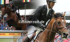 Patrice Delaveaus Top-Pferd Carinjo HDC geht in sportliche Rente. #reiterzeit #springreiten #reiten #reitsport