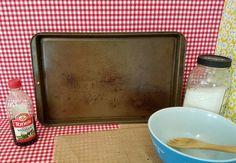 Ekco Baking Sheet Vintage Baking Sheet Cookie by OurVintageNest