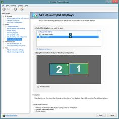 ▶ How to set up multiple monitors In Windows 8 | PCWorld