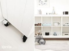 barnerom Cube Storage, Storage Ideas, Ikea, Shelves, Rustic, Bedroom, Children, House, Kids Rooms