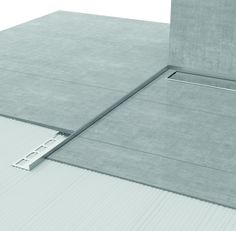 Steel Profiles for Shower Enclosures | Profiles for Floor Shower Enclosures