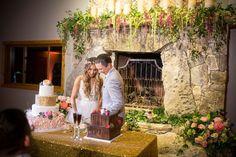 Cake, cake, cake!   Ian's Chapel   Whim Florals   Jordan Bunch Photography   Camp Lucy   Wedding Venue   Destination Weddings   Hill Country   Weddings   Wedding Inspiration  