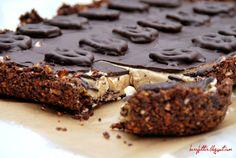 Herzfutter | Food-Blog : Sündige Brezel-Schoko-Tarte aus der Lecker-Bakery
