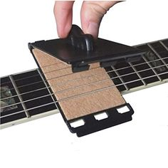 Electric Bass Guitar Fretboard and String Cleaner