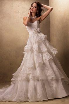 layers Adrienne Boy   One of my wedding dress
