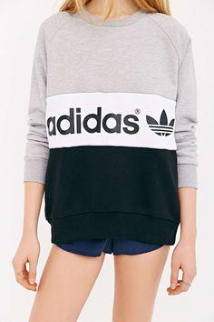 adidas Originals City Sweatshirt - Urban Outfitters