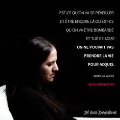 Mirella Aoun - Je suis deuxième  www.jesuisdeuxieme.com