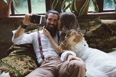 6 Ideas For What To Do With Your Wedding Pictures - via Tweed Wolf