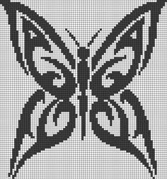 Alpha Friendship Bracelet Pattern #13868 - BraceletBook.com